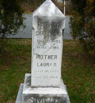 SMITH, CHARLES W. - Baltimore County, Maryland | CHARLES W. SMITH - Maryland Gravestone Photos