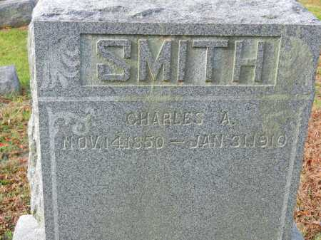 SMITH, CHARLES A. - Baltimore County, Maryland | CHARLES A. SMITH - Maryland Gravestone Photos