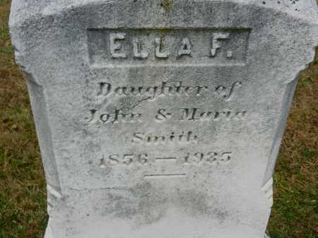 SMITH, ELLA F. - Baltimore County, Maryland | ELLA F. SMITH - Maryland Gravestone Photos