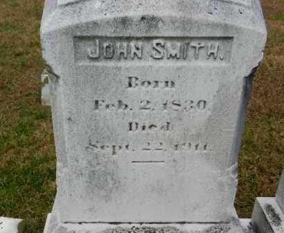 SMITH, JOHN - Baltimore County, Maryland | JOHN SMITH - Maryland Gravestone Photos