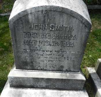 SMITH, JOHN - Baltimore County, Maryland   JOHN SMITH - Maryland Gravestone Photos
