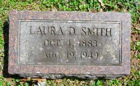 SMITH, LAURA D. - Baltimore County, Maryland | LAURA D. SMITH - Maryland Gravestone Photos