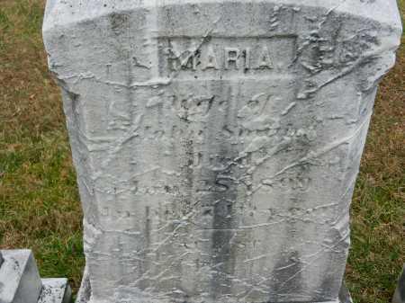 SMITH, MARIA - Baltimore County, Maryland   MARIA SMITH - Maryland Gravestone Photos