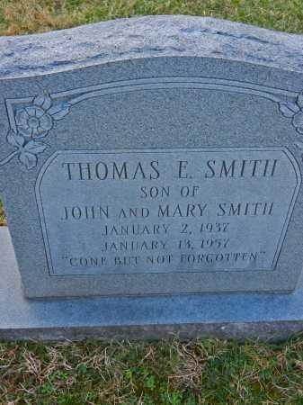SMITH, THOMAS E. - Baltimore County, Maryland   THOMAS E. SMITH - Maryland Gravestone Photos