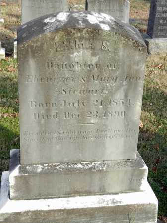 STEWART, EMMA S - Baltimore County, Maryland | EMMA S STEWART - Maryland Gravestone Photos