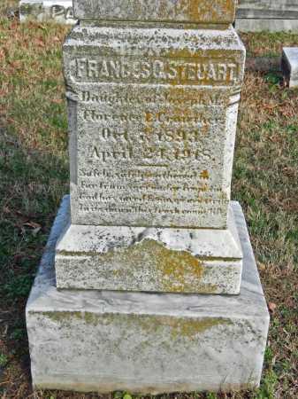 STEWART, FRANCES C - Baltimore County, Maryland | FRANCES C STEWART - Maryland Gravestone Photos