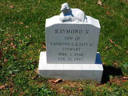 STEWART, RAYMOND R. - Baltimore County, Maryland | RAYMOND R. STEWART - Maryland Gravestone Photos