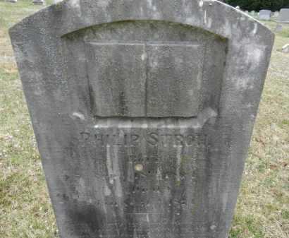 STROH, PHILIP - Baltimore County, Maryland | PHILIP STROH - Maryland Gravestone Photos