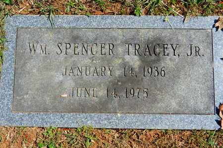 TRACEY JR., WILLIAM SPENCER - Baltimore County, Maryland | WILLIAM SPENCER TRACEY JR. - Maryland Gravestone Photos