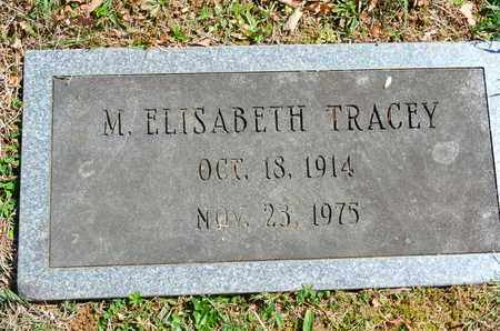 TRACEY, M. ELISABETH - Baltimore County, Maryland | M. ELISABETH TRACEY - Maryland Gravestone Photos