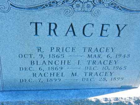 TRACEY, RACHEL M. - Baltimore County, Maryland | RACHEL M. TRACEY - Maryland Gravestone Photos
