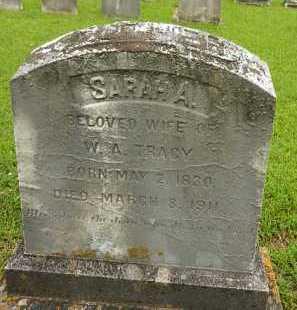 TRACY, SARAH A - Baltimore County, Maryland   SARAH A TRACY - Maryland Gravestone Photos
