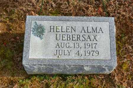 UEBERSAX, HELEN ALMA - Baltimore County, Maryland | HELEN ALMA UEBERSAX - Maryland Gravestone Photos