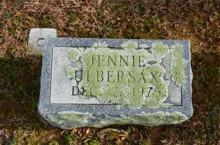 UEBERSAX, JEANNIE - Baltimore County, Maryland   JEANNIE UEBERSAX - Maryland Gravestone Photos