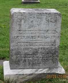 WATSON, SARAH E - Baltimore County, Maryland | SARAH E WATSON - Maryland Gravestone Photos