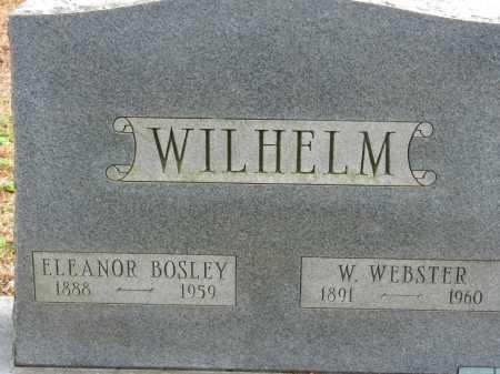 WILHELM, ELEANOR - Baltimore County, Maryland | ELEANOR WILHELM - Maryland Gravestone Photos