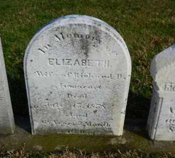 ARMACOST, ELIZABETH - Carroll County, Maryland | ELIZABETH ARMACOST - Maryland Gravestone Photos
