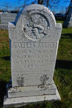 ARNOLD, CHARLES W - Carroll County, Maryland | CHARLES W ARNOLD - Maryland Gravestone Photos
