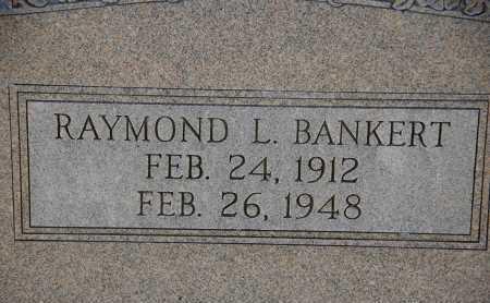 BANKERT, RAYMOND L. - Carroll County, Maryland | RAYMOND L. BANKERT - Maryland Gravestone Photos