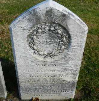 BARTHOLOW, SUSAN - Carroll County, Maryland | SUSAN BARTHOLOW - Maryland Gravestone Photos