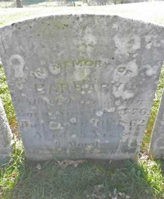 BIXLER, BARBARY - Carroll County, Maryland   BARBARY BIXLER - Maryland Gravestone Photos