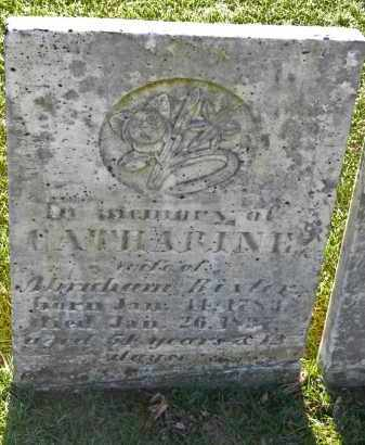 BIXLER, CATHARINE - Carroll County, Maryland | CATHARINE BIXLER - Maryland Gravestone Photos
