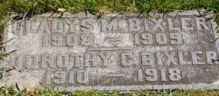 BIXLER, DOROTHY C. - Carroll County, Maryland | DOROTHY C. BIXLER - Maryland Gravestone Photos
