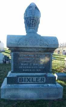 BIXLER, MARY C - Carroll County, Maryland | MARY C BIXLER - Maryland Gravestone Photos