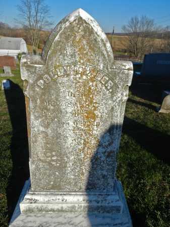 BIXLER, POLLY - Carroll County, Maryland   POLLY BIXLER - Maryland Gravestone Photos