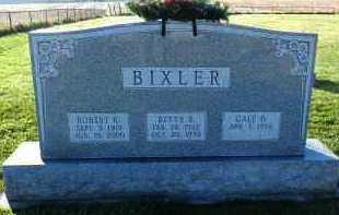 BIXLER, BETTY - Carroll County, Maryland | BETTY BIXLER - Maryland Gravestone Photos
