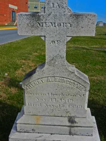 BURGOYNE, HENRY AUGUSTUS - Carroll County, Maryland   HENRY AUGUSTUS BURGOYNE - Maryland Gravestone Photos