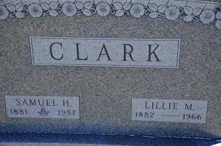 CLARK, LILLIE M. - Carroll County, Maryland   LILLIE M. CLARK - Maryland Gravestone Photos