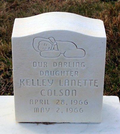 COLSON, KELLEY LANETTE - Carroll County, Maryland   KELLEY LANETTE COLSON - Maryland Gravestone Photos