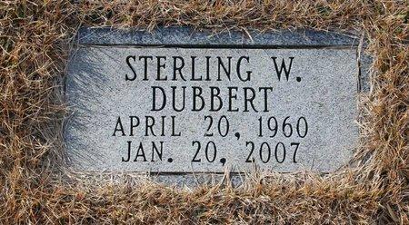 DUBBERT, STERLING WILLIAM - Carroll County, Maryland | STERLING WILLIAM DUBBERT - Maryland Gravestone Photos
