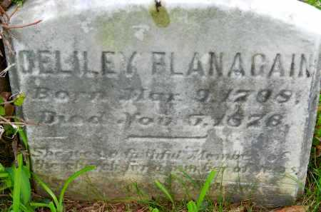 FLANAGAIN, DELILEY - Carroll County, Maryland | DELILEY FLANAGAIN - Maryland Gravestone Photos
