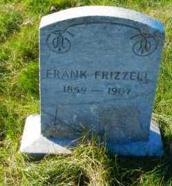 FRIZZELL, FRANK - Carroll County, Maryland | FRANK FRIZZELL - Maryland Gravestone Photos