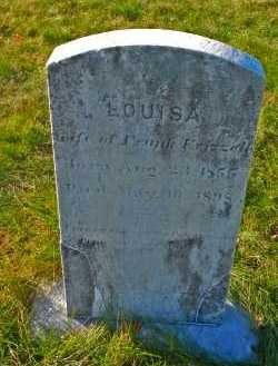 FRIZZELL, LOUISA - Carroll County, Maryland | LOUISA FRIZZELL - Maryland Gravestone Photos