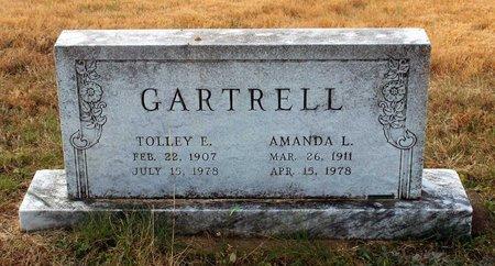 GARTRELL, TOLLEY E. - Carroll County, Maryland | TOLLEY E. GARTRELL - Maryland Gravestone Photos