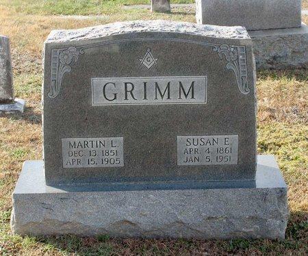 GRIMM, SUSAN E. - Carroll County, Maryland | SUSAN E. GRIMM - Maryland Gravestone Photos