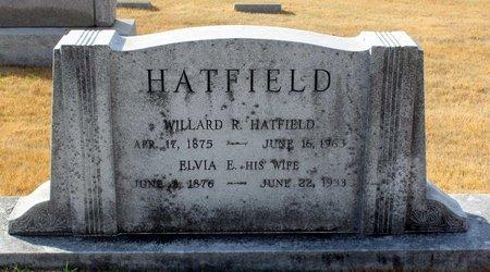 HATFIELD, ELVIA E. - Carroll County, Maryland | ELVIA E. HATFIELD - Maryland Gravestone Photos