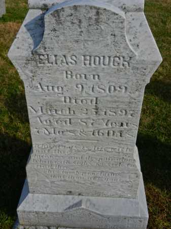 HOUGK, ELIAS - Carroll County, Maryland | ELIAS HOUGK - Maryland Gravestone Photos