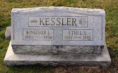 KESSLER, WINDSOR L. - Carroll County, Maryland   WINDSOR L. KESSLER - Maryland Gravestone Photos
