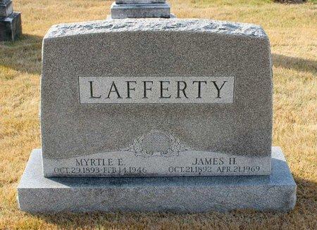 LAFFERTY, MYRTLE E. - Carroll County, Maryland | MYRTLE E. LAFFERTY - Maryland Gravestone Photos
