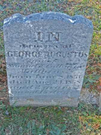 MATTHIAS, GEORGE AUGUSTUS - Carroll County, Maryland | GEORGE AUGUSTUS MATTHIAS - Maryland Gravestone Photos
