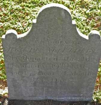 MATTHIAS, JOSEPH - Carroll County, Maryland | JOSEPH MATTHIAS - Maryland Gravestone Photos