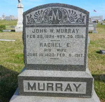 MURRAY, JOHN WESLEY - Carroll County, Maryland | JOHN WESLEY MURRAY - Maryland Gravestone Photos