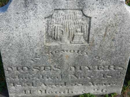 MYERS, MOSES - Carroll County, Maryland | MOSES MYERS - Maryland Gravestone Photos