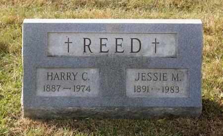 REED, JESSIE M. - Carroll County, Maryland | JESSIE M. REED - Maryland Gravestone Photos