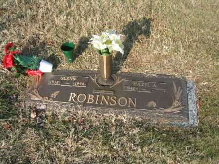 ROBINSON, GLENN - Carroll County, Maryland | GLENN ROBINSON - Maryland Gravestone Photos