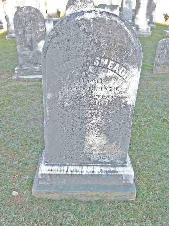 SMEACH, ANDREW - Carroll County, Maryland | ANDREW SMEACH - Maryland Gravestone Photos